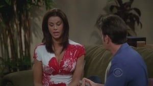 Two and a Half Men Season 7 :Episode 9  Captain Terry's Spray-On Hair