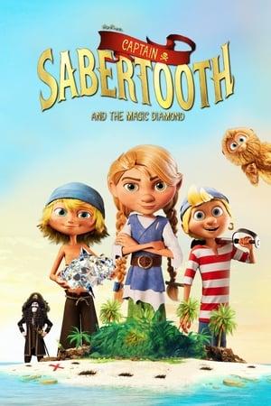 Captain Sabertooth and the Magical Diamond (2019)