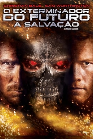 O Exterminador Do Futuro: A Salvação Torrent, Download, movie, filme, poster
