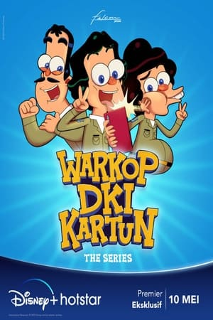 Warkop DKI Kartun: The Series