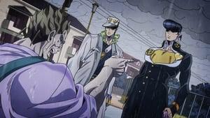 JoJo's Bizarre Adventure Season 3 :Episode 2  Josuke Higashikata! Meets Angelo