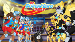 DC Super Hero Girls: Intergalaktische Spiele (2017)