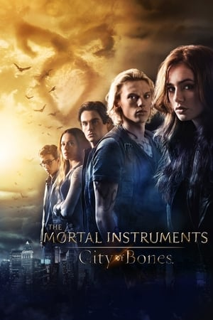 Poster The Mortal Instruments: City of Bones (2013)