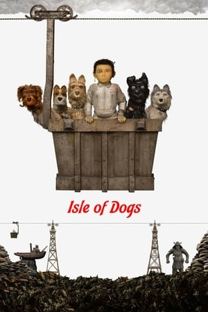 Poster Isle of Dogs (2018)