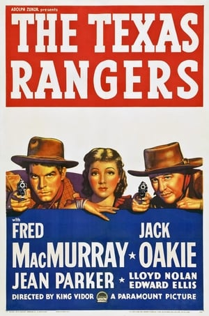Poster The Texas Rangers