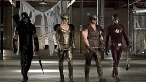 Arrow Season 4 :Episode 8  Les légendes d'hier