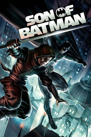 Poster Son of Batman (2014)