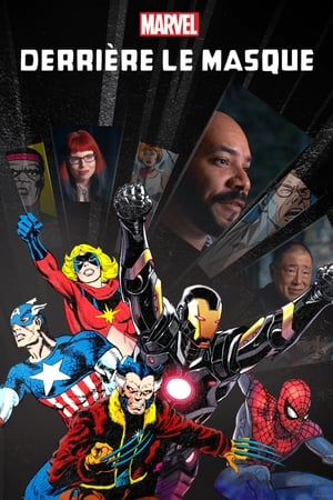 Image Marvel's Behind the Mask