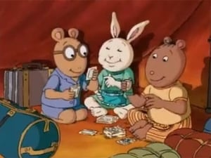 Arthur Season 1 Episode 30 | Arthur's First Sleepover