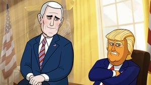 Our Cartoon President 1×11