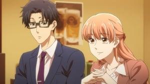 Wotakoi: Love is Hard for Otaku Season 1 Episode 1 - KissAnime