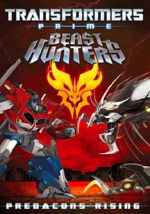 Image Transformers Prime Beast Hunters: Predacons Rising