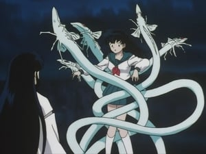 Kikyo, Captured by Naraku