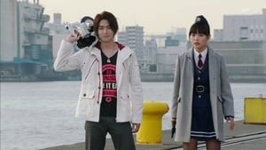 Kamen Rider Season 25 :Episode 13  Why Doesn't My Brother Have Brakes?