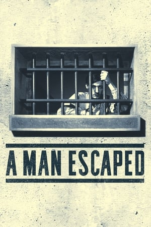 Poster A Man Escaped (1956)