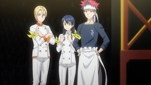 Food Wars! Shokugeki no Soma: 4×3