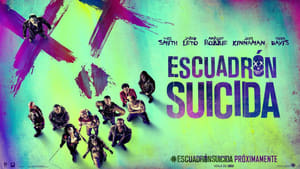 Escuadrón suicida DVDrip Latino (2016) Mega