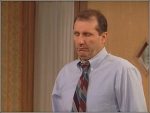 Married with Children S09E25 – Shoeless Al poster