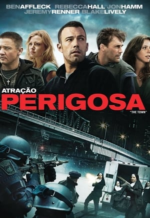 Atração Perigosa Torrent, Download, movie, filme, poster