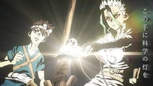 Dr. Stone Season 1 :Episode 9  Let There Be the Light of Science