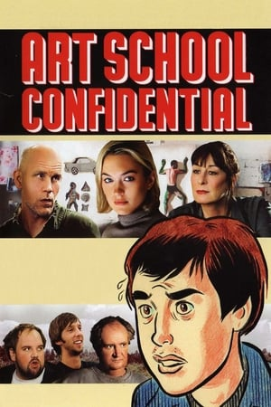 Poster Art School Confidential (2006)
