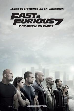 Rápidos y furiosos 7 (2015)