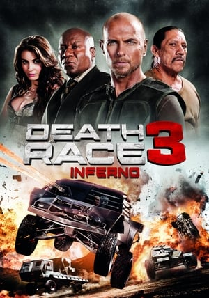 poster Death Race: Inferno