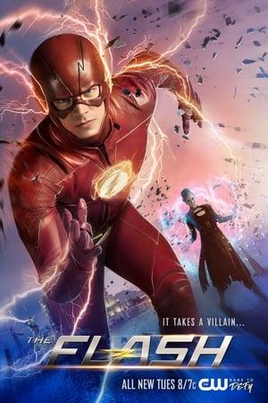 The Flash 4ª Temporada Torrent, Download, movie, filme, poster