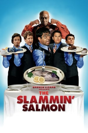 The Slammin' Salmon-Carla Gallo