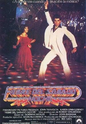 Ver Fiebre del sábado noche (1977) Online