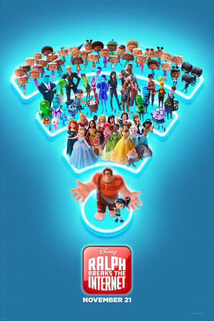 Ralph Breaks the Internet film posters