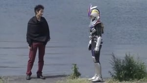 Kamen Rider Season 17 :Episode 37  My Face Looks Like That, Right?