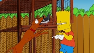 The Simpsons Season 22 :Episode 7  How Munched is that Birdie in the Window?