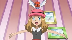 Pokémon Season 17 :Episode 3  A Battle of Aerial Mobility!