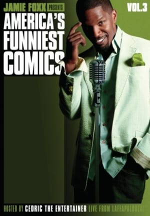 Jamie Foxx Presents: America's Funniest Comics: Vol. 3 (2007)