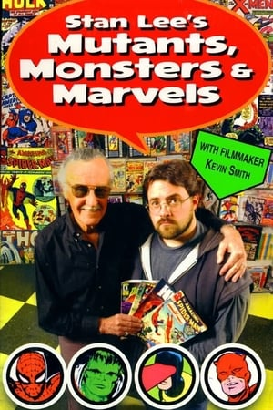 Stan Lee's Mutants, Monsters & Marvels streaming