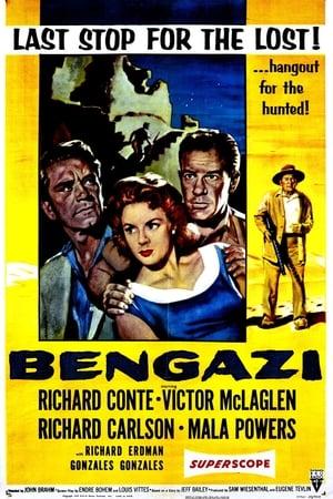 Bengazi poster