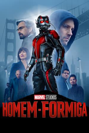 Homem-Formiga - Poster