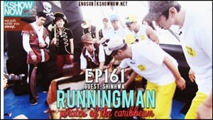 Running Man Season 1 : Pirates of the Caribbean