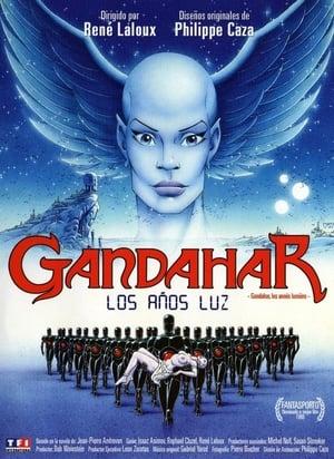 Gandahar, los años luz