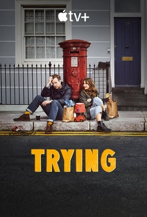 Trying 1ª Temporada Torrent, Download, movie, filme, poster
