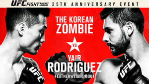 UFC Fight Night 139: Korean Zombie vs Rodriguez