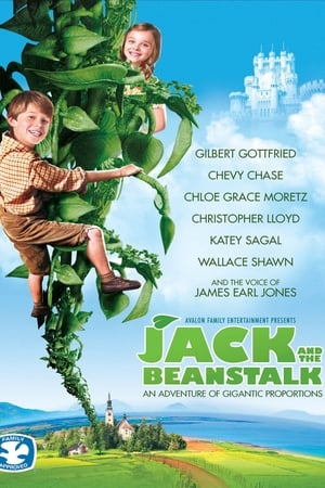 Poster Jack and the Beanstalk (2009)