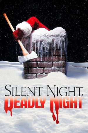 Poster Silent Night, Deadly Night (1984)