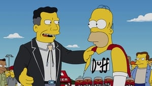 The Simpsons Season 26 :Episode 17  Waiting For Duffman