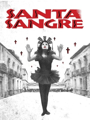 Santa Sangre (1989) is one of the best Horror Movies About Clowns