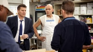 Online Bones Temporada 10 Episodio 13 ver episodio online The Baker in the Bits