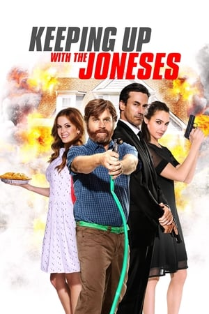 Keeping Up With The Joneses (2016) is one of the best movies like Spy (2015)