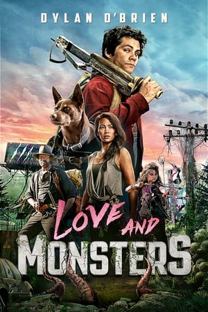 poster Love and Monsters