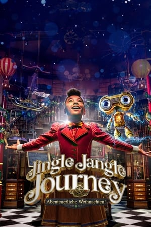 poster Jingle Jangle: A Christmas Journey
